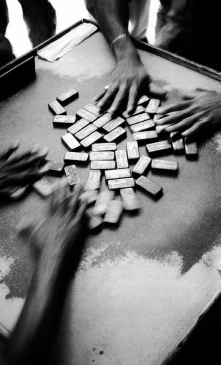 Dominos, Havana, 2000©John Goodman. All Rights Reserved