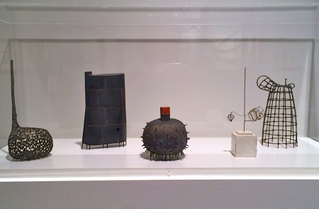 Enjoy these creations by Jay Kelly - Works from 2007-2014 - while at the University of Maine Museum of Art, Bangor. Through June 7.