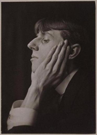 Portrait of Aubrey Beardsley©Frederick H. Evans - at Truth and Beauty, Museum of Fine Arts/Boston, through