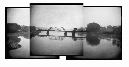 Untitled (Bridge Triptych), 2008©Tonee Harbert. All Rights Reserved