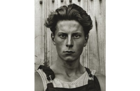 Young Boy, Gondeville, Charente, France, 1951©Paul Strand. All Rights Reserved.