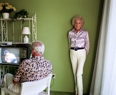 ©Larry Sultan. All Rights Reserved. At Los  Angeles Museum of  Art through March 22, 2015