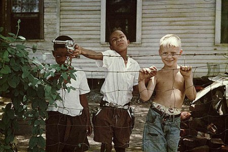 Untitled, Alabama, 1956©The Gordon Parks Foundation. All Rights Reserved. At High Museum through June 7.